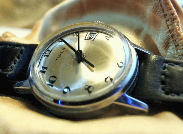 Полировка стекла часов от царапин
