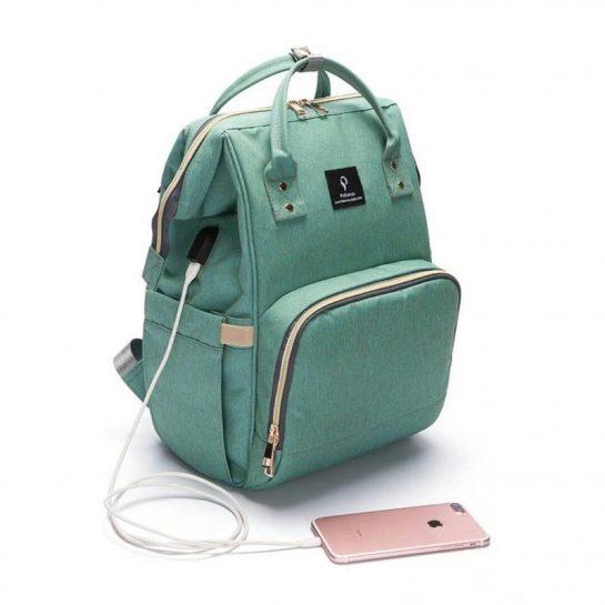 Рюкзак для мамы с USB