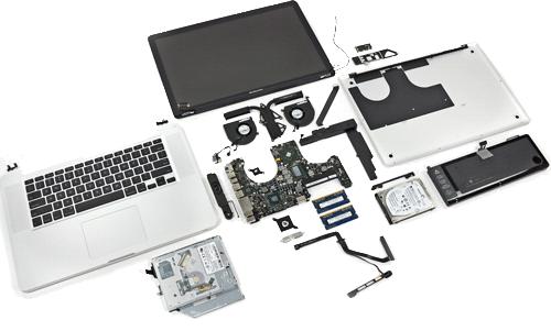 Комплектующие для ноутбуков в магазине Zeto