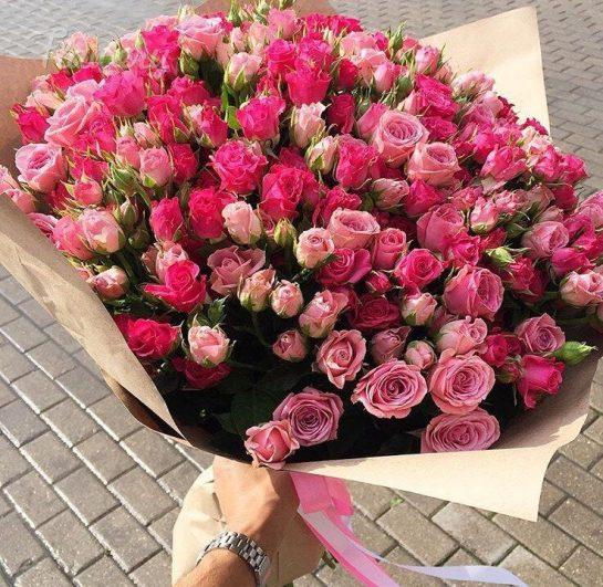 Прекрасный подарок по любому случаю – это розы