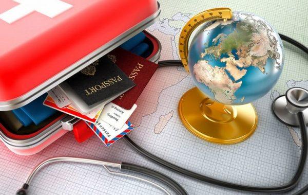 Где быстро оформить страховку путешественника