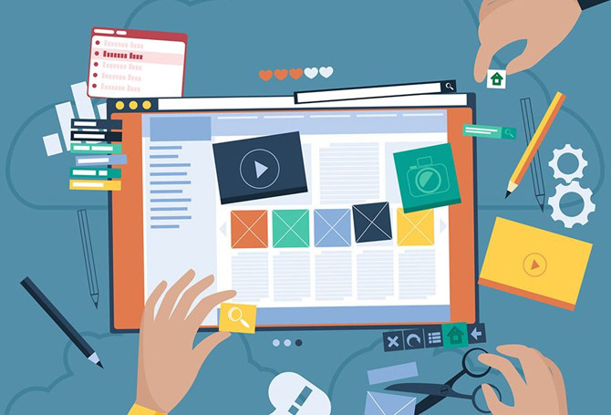 Создание и развитие сайтов