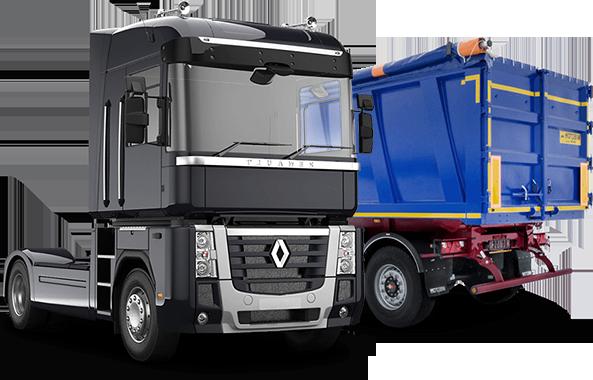 Оригинальные запчасти для европейских грузовиков