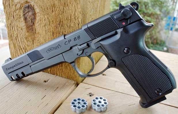 Пневматические пистолеты для вас