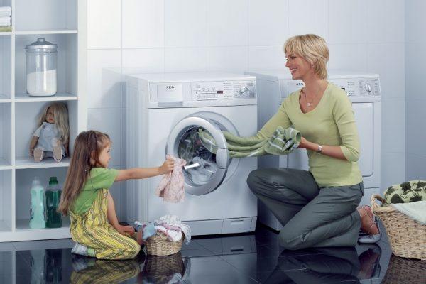 Качественные стиральные машины от надежного производителя