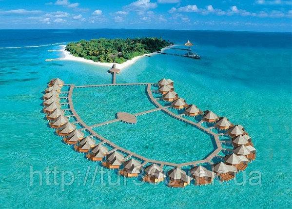 Туры на Мальдивы - развлечение для богатых