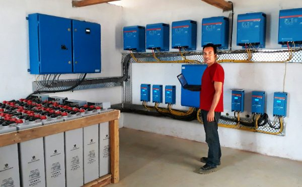 Оборудование для котлов от компании  Victorn Energy