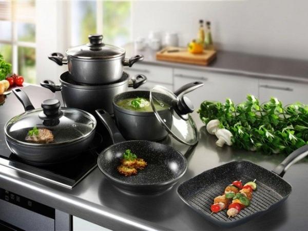 Посуда для приготовления вкусной и полезной пищи