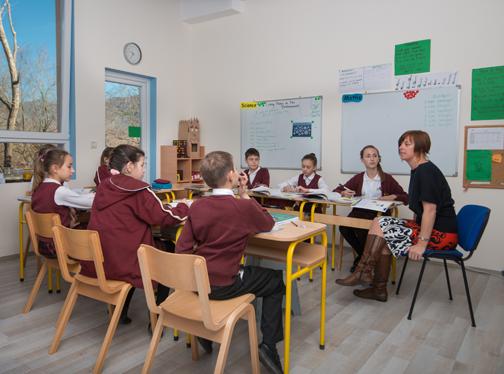 Кембриджская международная школа в России