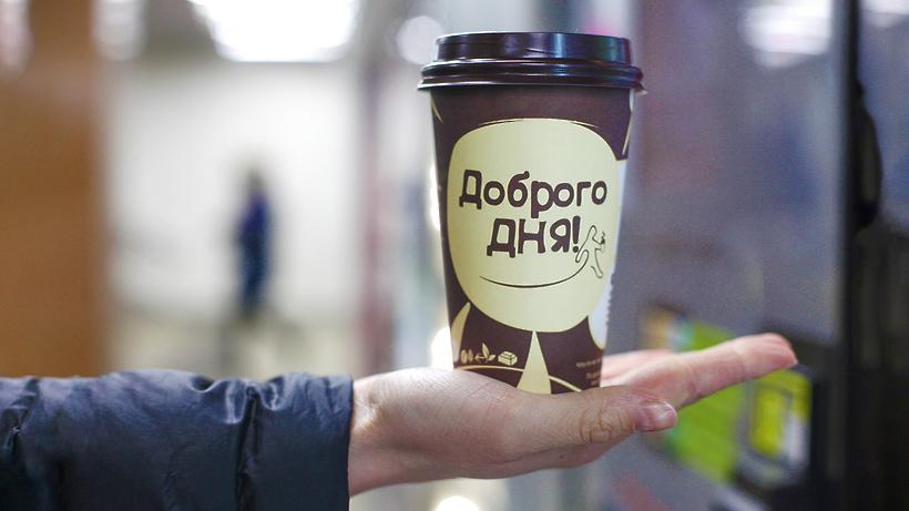 Крышки для стаканчиков кофе и диспенсеры для крышек в интернет-магазине  VendMarkt