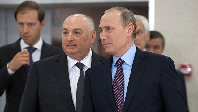 Вячеслав Моше Кантор и встреча с Владимиром Путиным