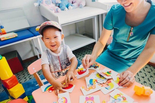 В Кызылорде есть уникальный Дом ребенка: его курирует фонд «Саби»