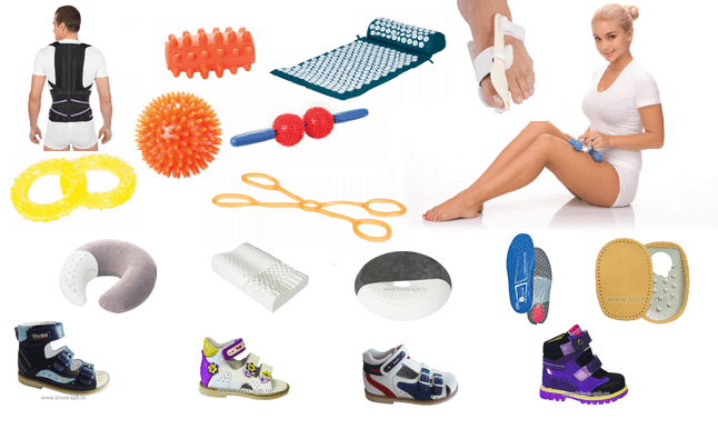 Ортопедические товары для вашего комфорта