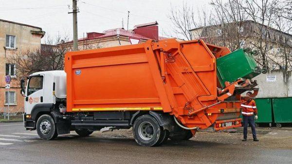 Вывоз отходов для частных лиц и предприятий