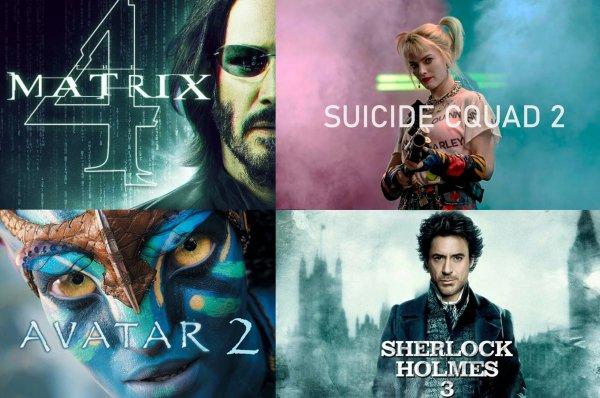 Топ-5 фильмов, продолжения которых все заждались