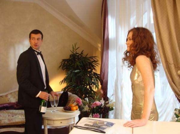 Безответная любовь продавщицы свадебных платьев