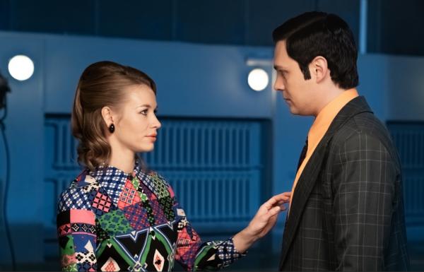 «Магомаев» - Милош Бикович сыграл известного певца в новом сериале