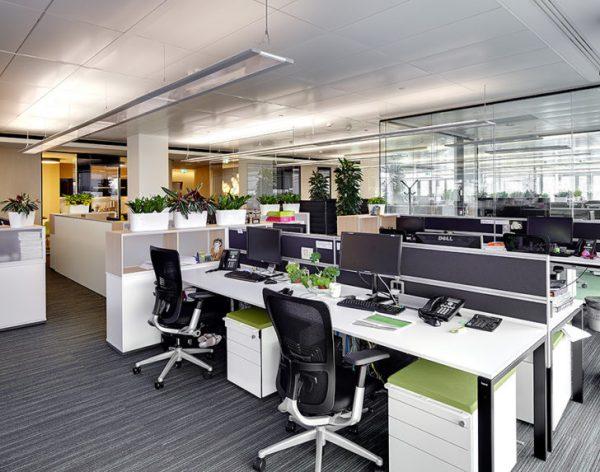 Заказать дизайн офисного пространства