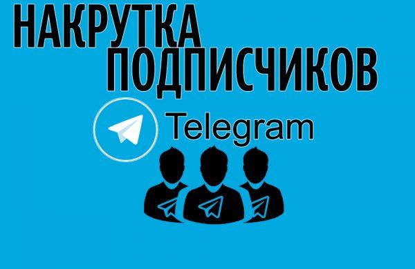 Купить недорого фолловеров в telegram