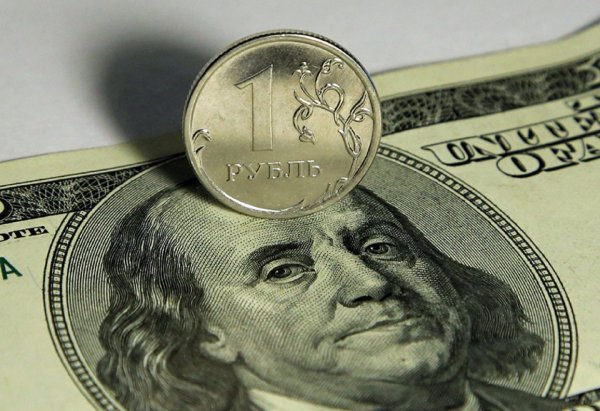 TeleTrade прогнозирует к лету 75,5 рублей за доллар