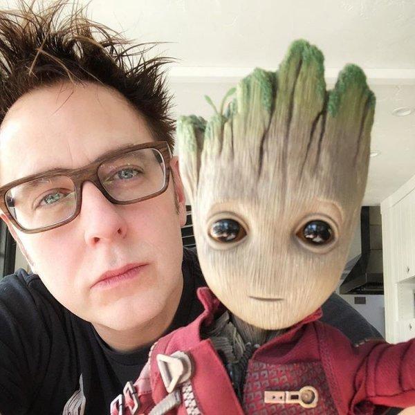 Джеймс Ганн прекратит сотрудничать с Marvel после «Стражи Галактики 3»
