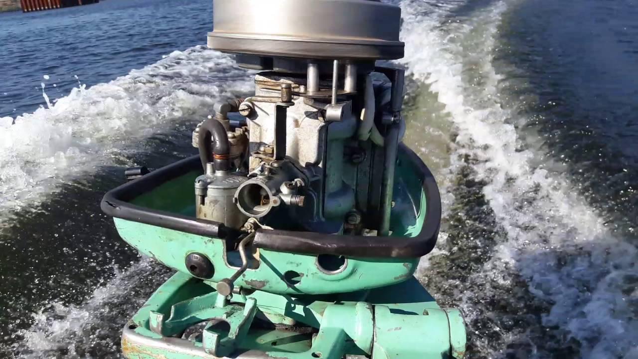 Распространенные причины поломок мотора «Ветерок 8»