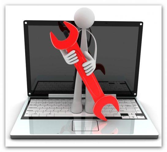 Быстрый и качественный ремонт ноутбуков и компьютеров