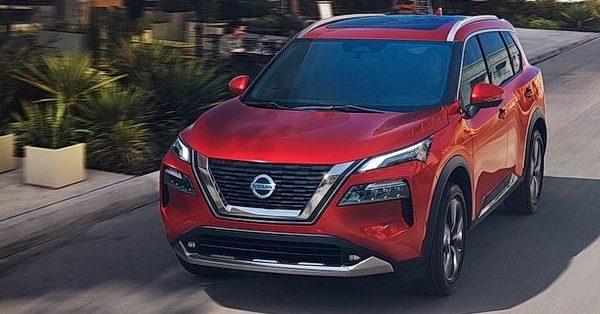 Новый и уникальный NissanX-Trail