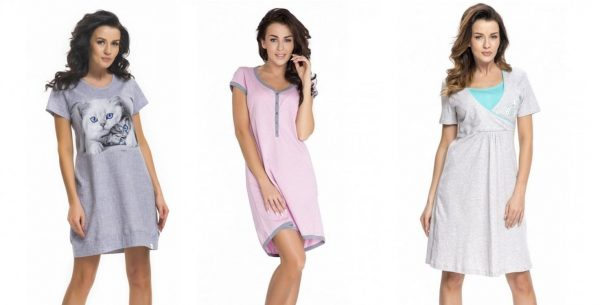 Женские ночные сорочки в широком ассортименте