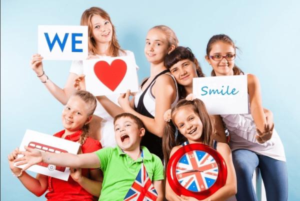 Школа английского языка для детей в Новосибирске