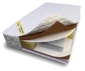 Популярные модели полутораспальных матрасов