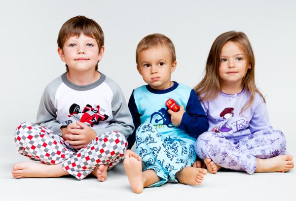 Качественный детский трикотаж оптом по выгодным ценам