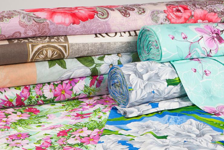 Приобрести отличные ткани для постельного белья