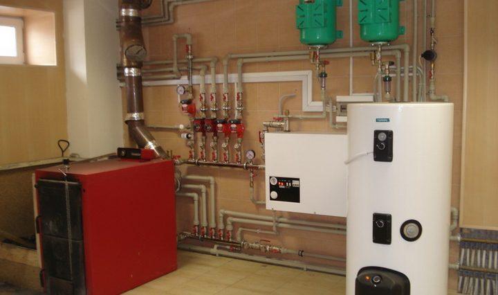 Система отопления для дома