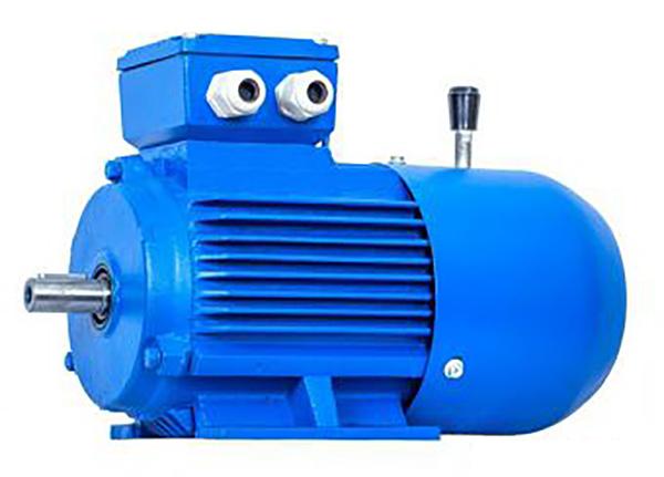 Трёхфазные электродвигатели с электромагнитным тормозом